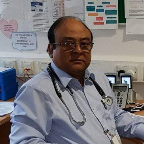 Dr. Khaled Siddiqui